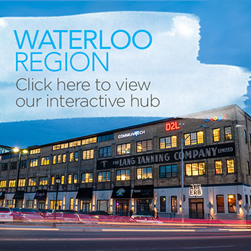 Waterloo Region - Click here to view our interactive hub