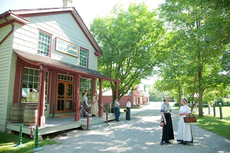 Doon Heritage Village is OPEN!