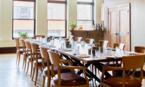 Langdon Hall and The Berlin in Toronto Life's 15 Best Restaurants Outside the GTA