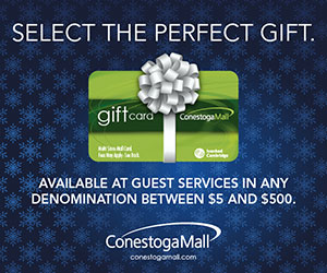 Conestoga Mall Gift Card