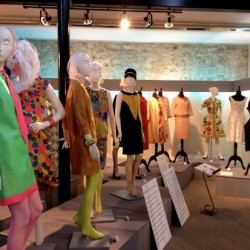 Fashion History Museum Exhibit in Cambridge