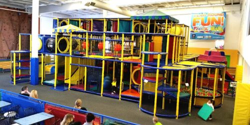 Bingemans FunworX Indoor Playground