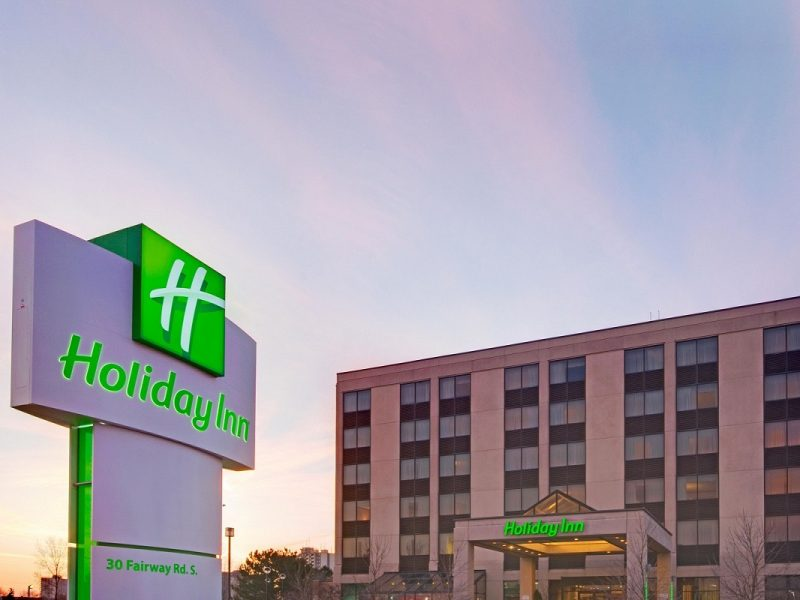 Holiday Inn Kitchener-Waterloo Hotel & Conference Centre - Explore ...