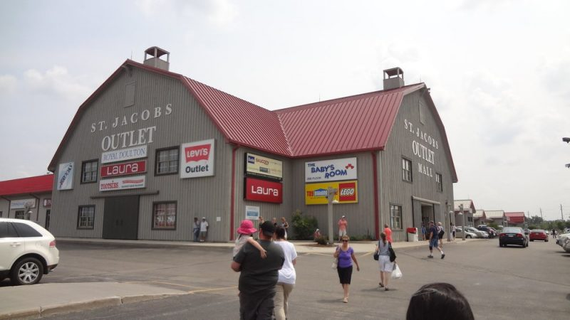 St. Jacobs Outlets