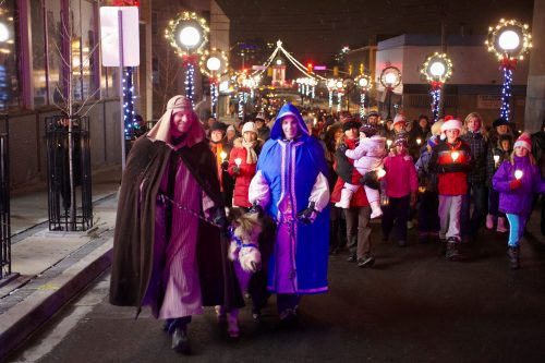 Christkindl Market, Christmas, festival, Kitchener, German