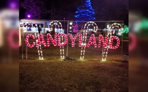 see christmas in cambridge with the winter ice and lights show