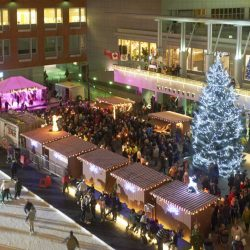 Christkindl Market at Kitchener City Hall in Waterloo Region