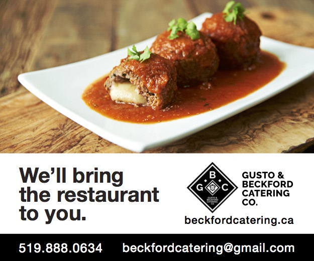 Beckford Catering Co. (APRIL)