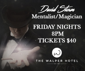 David Storm Magic – APRIL