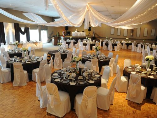 Weddings at WRPA Banquet Hall and Recreation Centre