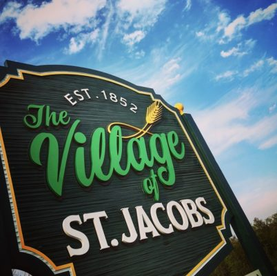 The Village of St. Jacobs