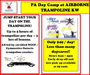 Airborne Trampoline – MAY