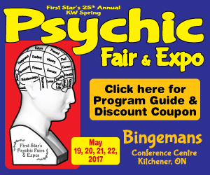 First Star Psychic Fair – MAY