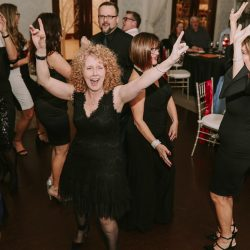 ACE Events - Dancers at a party