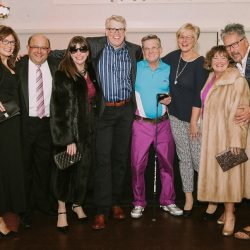 ACE Events - Group of local influencers at an event including Kitchener Mayor Berry Vrbanovic and Waterloo Regional Police Services Chief Bryan Larkin