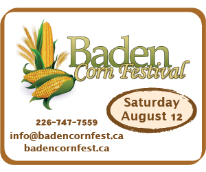 Baden Corn Festival – JUNE, JULY 2017