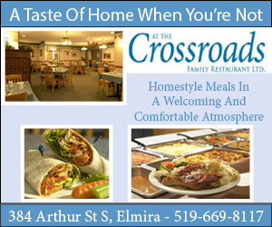At the Crossroads Restaurant – JUNE 2017