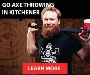 Bad Axe Throwing – JULY, AUGUST 2017