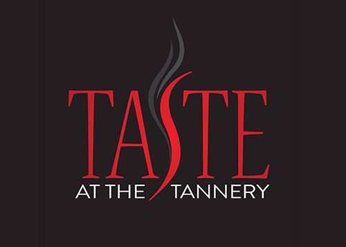 Taste at the Tannery Logo
