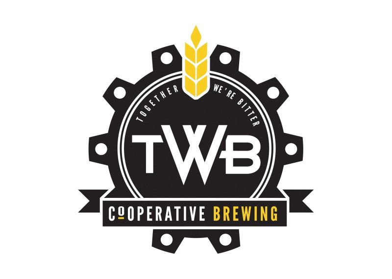 Together We're Bitter Co-operative Brewery logo