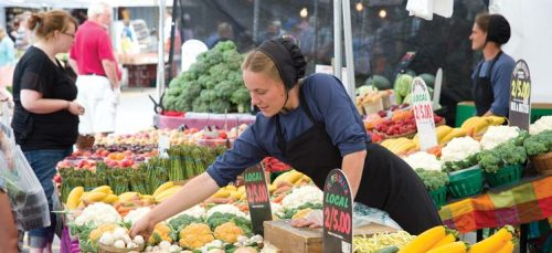 Farmers' Markets in Waterloo Region