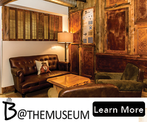 B @ The Museum – AUG 2017