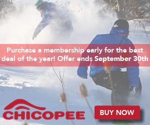 Chicopee Ski & Summer Resort – SEPT 2017