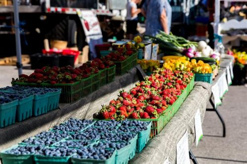 Local Farmers' Markets and Country Farm Stores