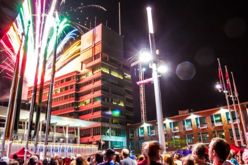 Canada Day in Downtown Kitchener