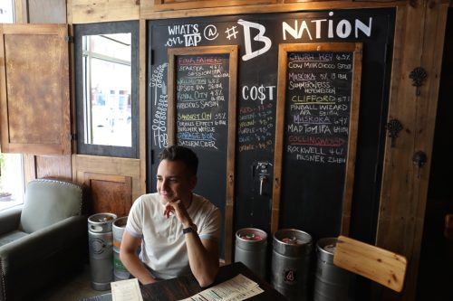 Kitchener's B@THEMUSEUM a Hub for Ontario Craft Beer Love