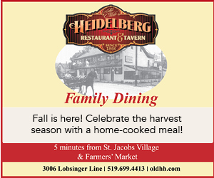 Heidelberg Restaurant, Tavern and Motel – SEPT 2017