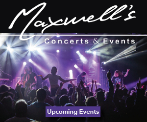 Maxwell's Concerts & Events – SEPT 2017