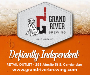Grand River Brewing – SEPT 2017