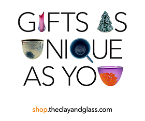 Canadian Clay & Glass Gallery – NOV, DEC 2017