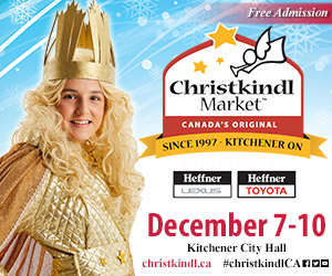 Christkindl Market – Oct Nov 2017
