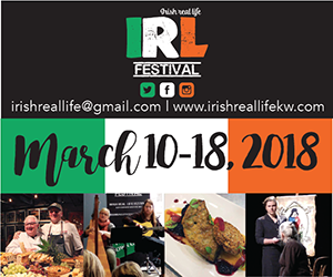 Irish Real Life Festival – JAN 2018