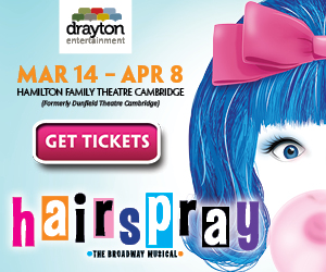 Drayton Entertainment – MARCH 2018