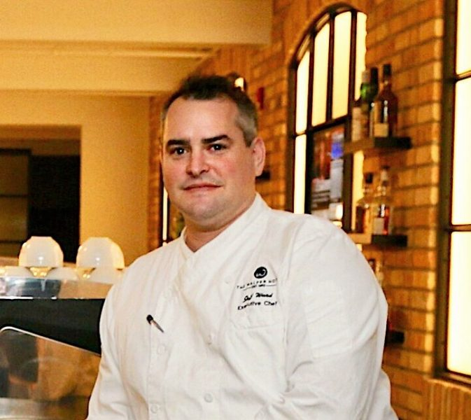Chef Profile: Jeff Ward of TWH Social and The Walper Hotel