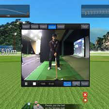 Golfplay golf simulator