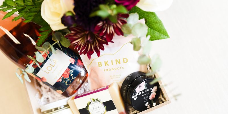 Fresh Look Design Mother's Day Gift Box Set