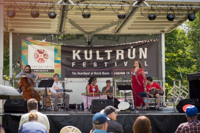 kultrun world music festival, music festivals waterloo region, arts and culture waterloo region, international music