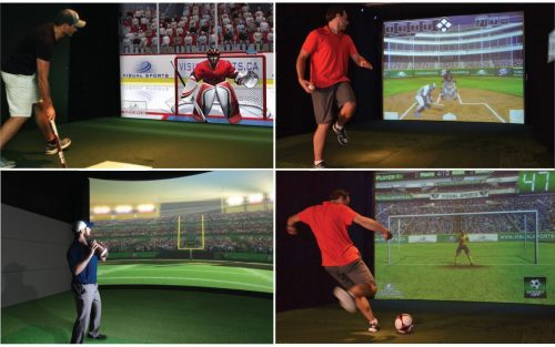 Players Indoor Golf, sports, indoor sports, things to do in Waterloo Region, multisport simulators