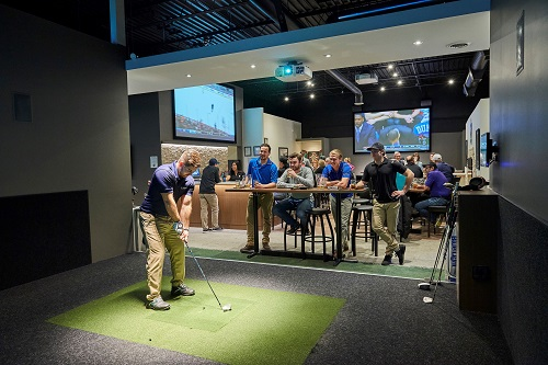 Players Indoor Golf & Sports Bar