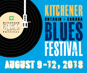 TD Kitchener Blues Festival July 2018