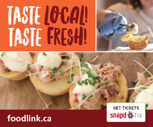 Taste Local! Taste Fresh! by Foodlink July & August 2018