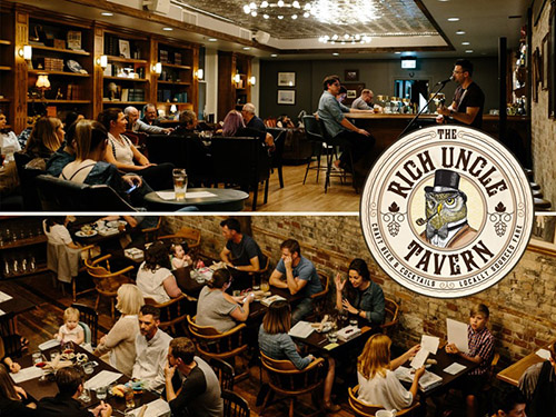 Dining Review: The Rich Uncle Tavern