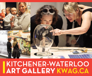 Kitchener-Waterloo Art Gallery (KWAG) – September 2018
