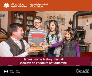 Woodside National Historic Site – September 2018