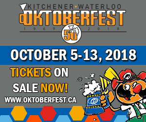 Kitchener-Waterloo Oktoberfest – September 2018