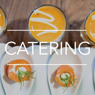 Wedding catering options - Little Mushroom Catering - Waterloo Region, Kitchener, Cambridge weddings